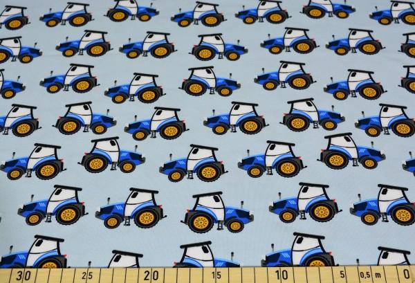 Traktor (hellblau) - A506