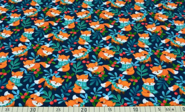 christmas fox (marine) - B1480 (angeraut)