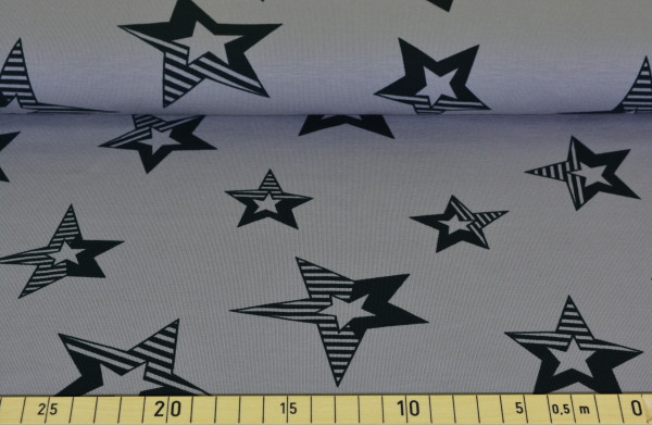 """Stars """"grau"""" - B971"""