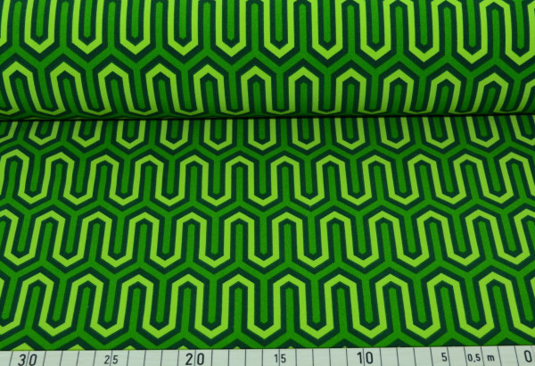 Zickizack (grün) - B566