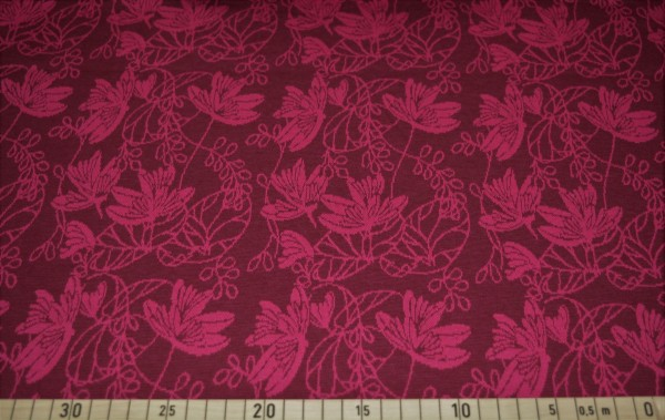 Strickflower (Ranke,pink) - K144