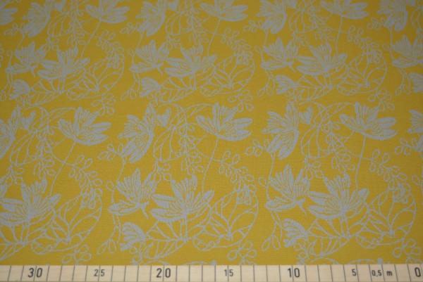 Strickflower (Ranke,gelb) - K156