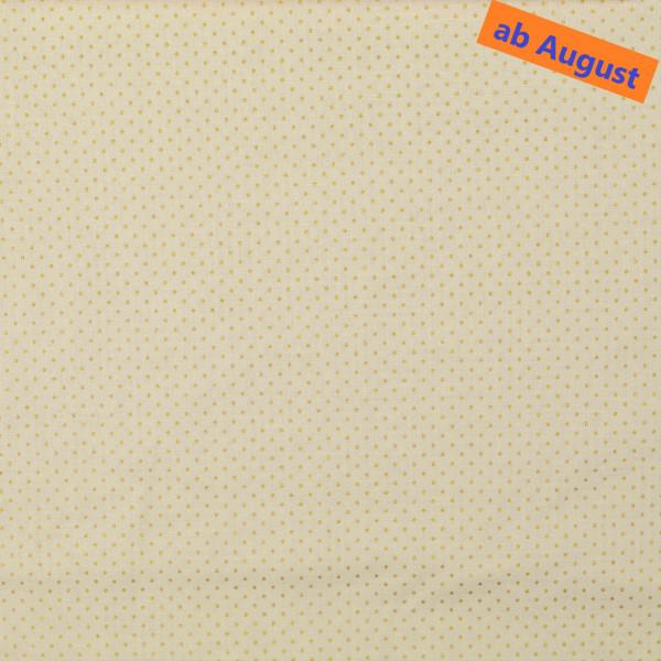 Sterne (Weihnachten, Punkte, Tupfen, Baumwolle) - Z807