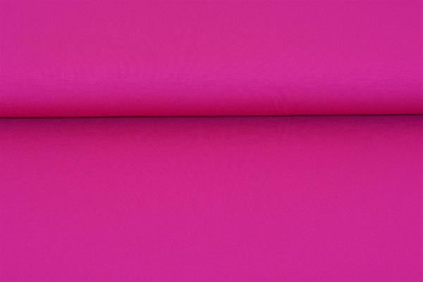 Viscose Jersey uni (dkl. pink) - 1840