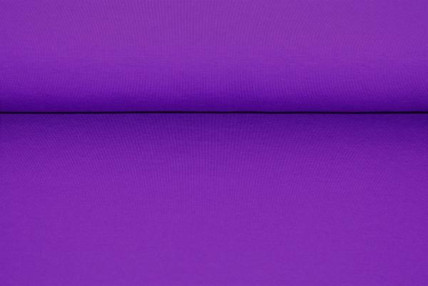 Baumwoll Jersey uni (violett) - 0508