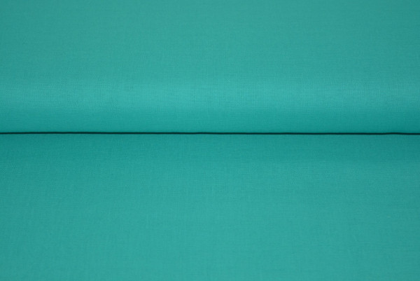 Baumwolle uni (seagreen) - 3820