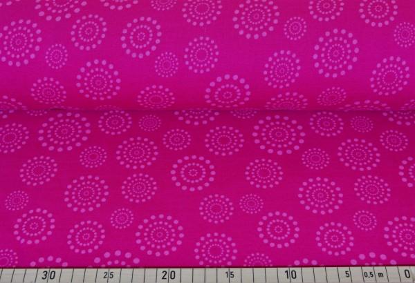 Kreispunkte (pink) - B766