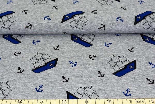 Ankerschiff (grau) - Z277