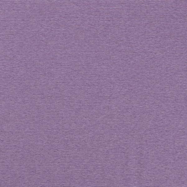 Glünz GmbH, Baumwoll Jersey, Streifen,Stripes, Lila, Violett. Rosa
