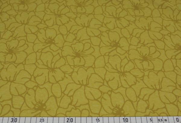 Berta (Blüte,senf) - A508