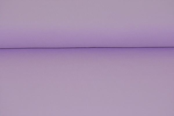 Baumwoll Jersey uni (flieder) - 2250
