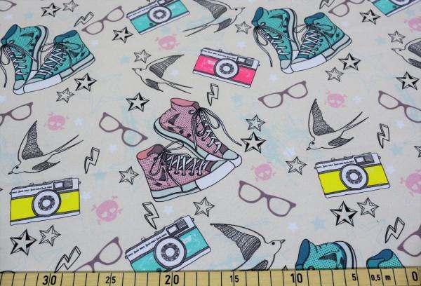 Hipster (creme) - I320