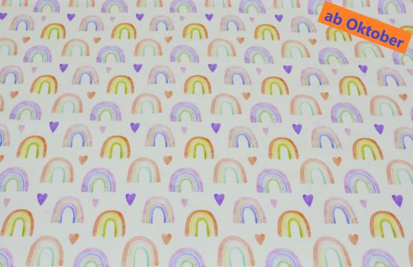 Metin (Regenbogen, Herz, Kinder) - B1714