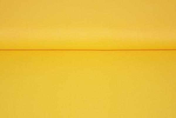 Baumwolle uni (gelb) - 1150