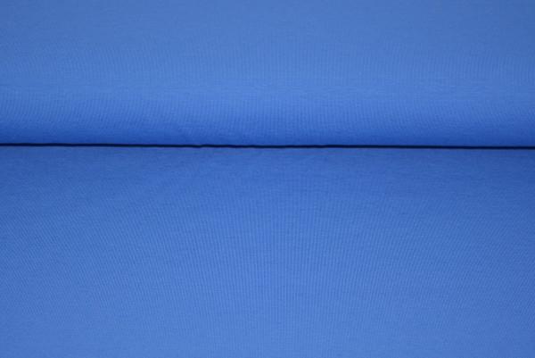 Baumwoll Jersey uni (jeans) - 0408