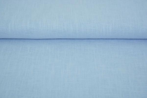 Leinen uni (hellblau) - 2970