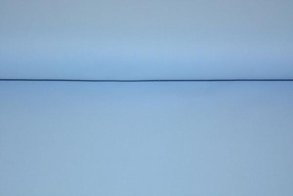 Baumwolle uni (hellblau) - 2960